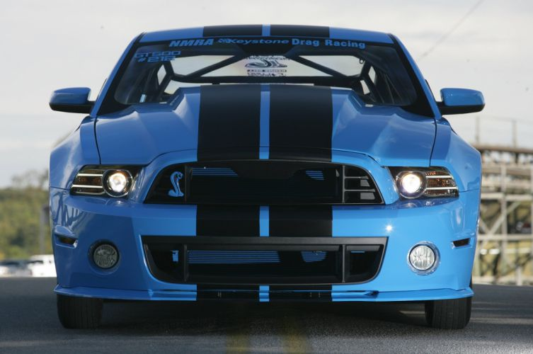 2013 Ford Mustang Shelby GT500 Street Drag Pro Super USA 2048x1340-04 wallpaper