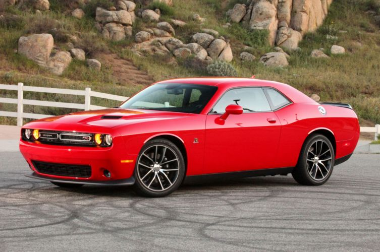2015 Dodge Challenger 6 4 Scat Pack Supercar Muscle USA 5200x3454-02 wallpaper