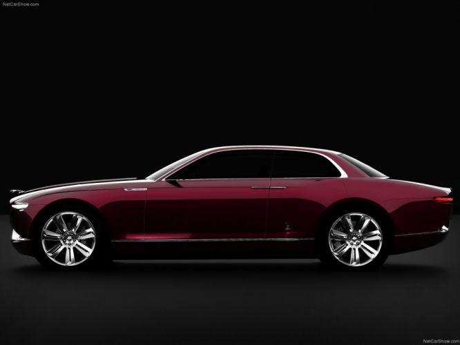 Bertone Jaguar B99 Concept 2011 1600x1200 02 wallpaper