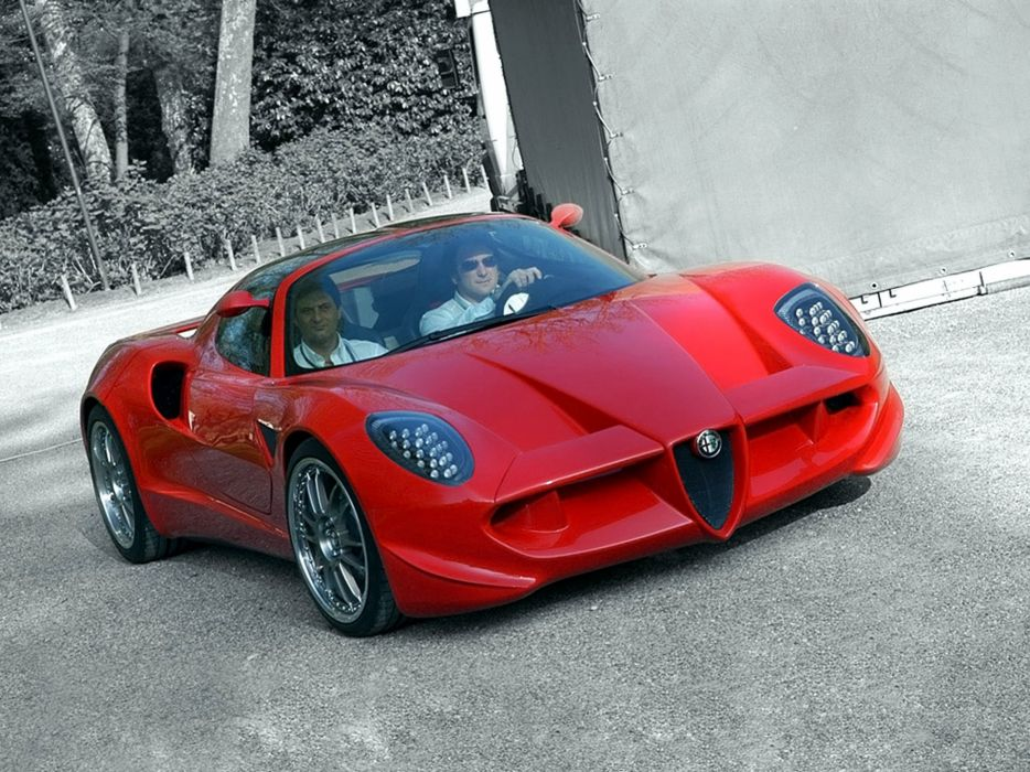 2006 Alfa Romeo Diva Concept Italy 1920x1440 wallpaper
