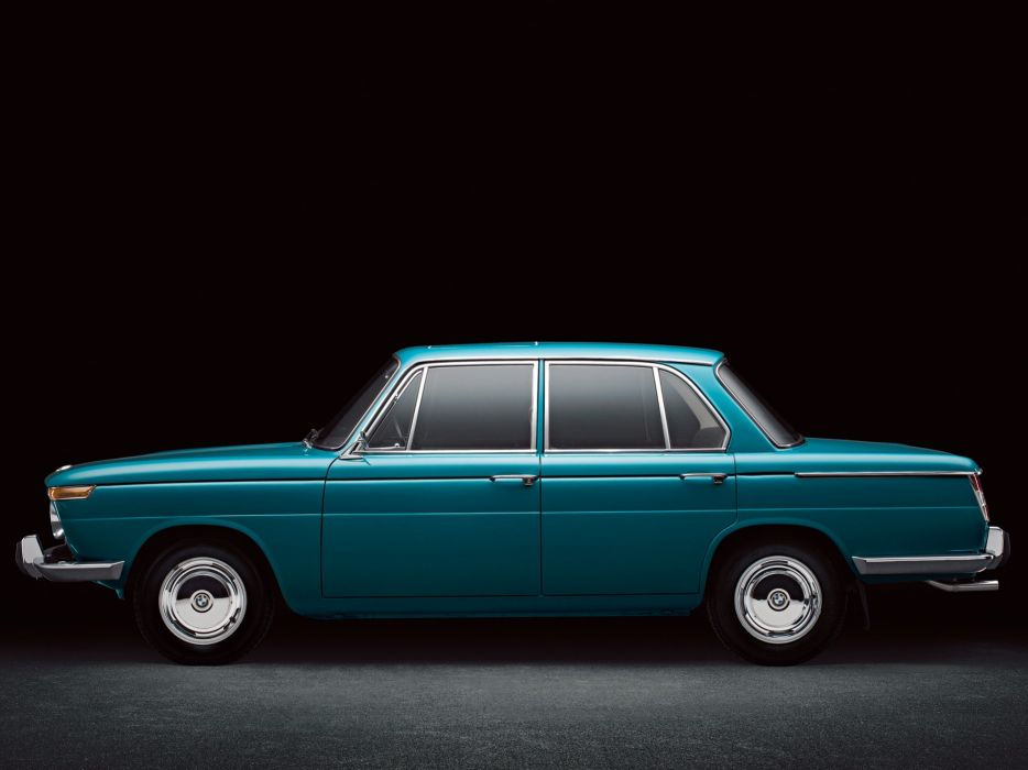 BMW 1500 E115 1962 cars sedan wallpaper