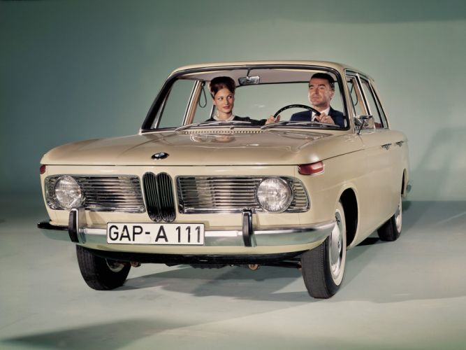 BMW 1500 E115 1962 cars sedan wallpaper