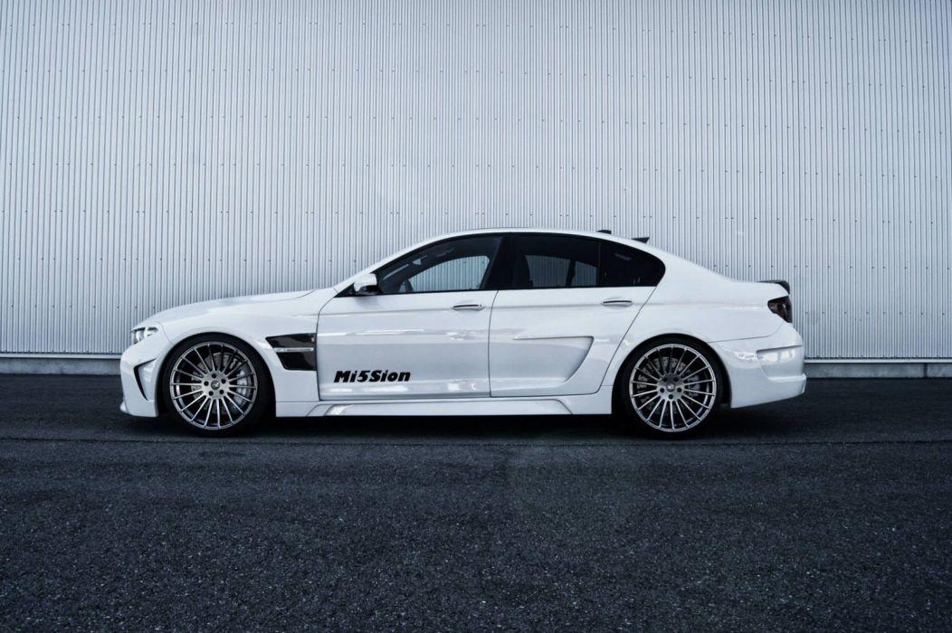 Hamann Mi5Sion BMW-M5 cars sedan tuning wallpaper