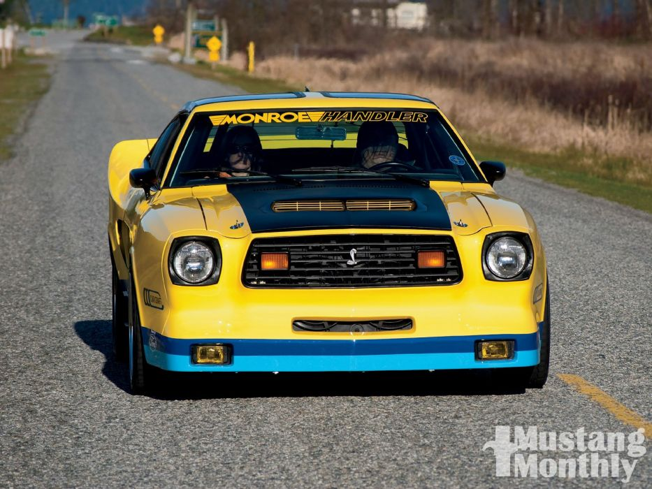 1978 Ford Mustang Cobra GT Monroe Handler Muscle Street Rodder Rod USA 1600x1200-02 wallpaper