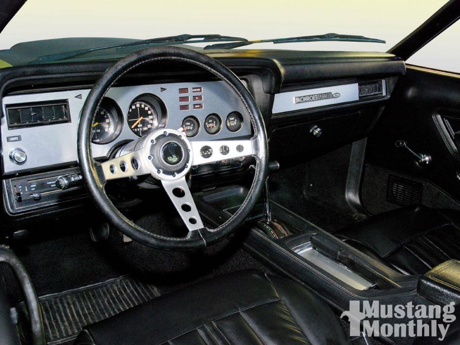 1978 Ford Mustang Cobra GT Monroe Handler Muscle Street Rodder Rod USA 1600x1200-03 wallpaper