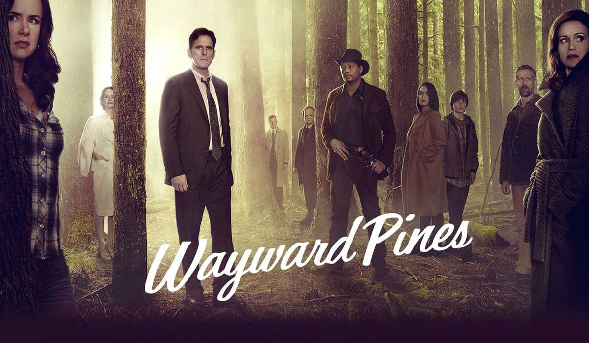 WAYWARD PINES fox series drama mystery 1wpines crime thriller poster wallpaper