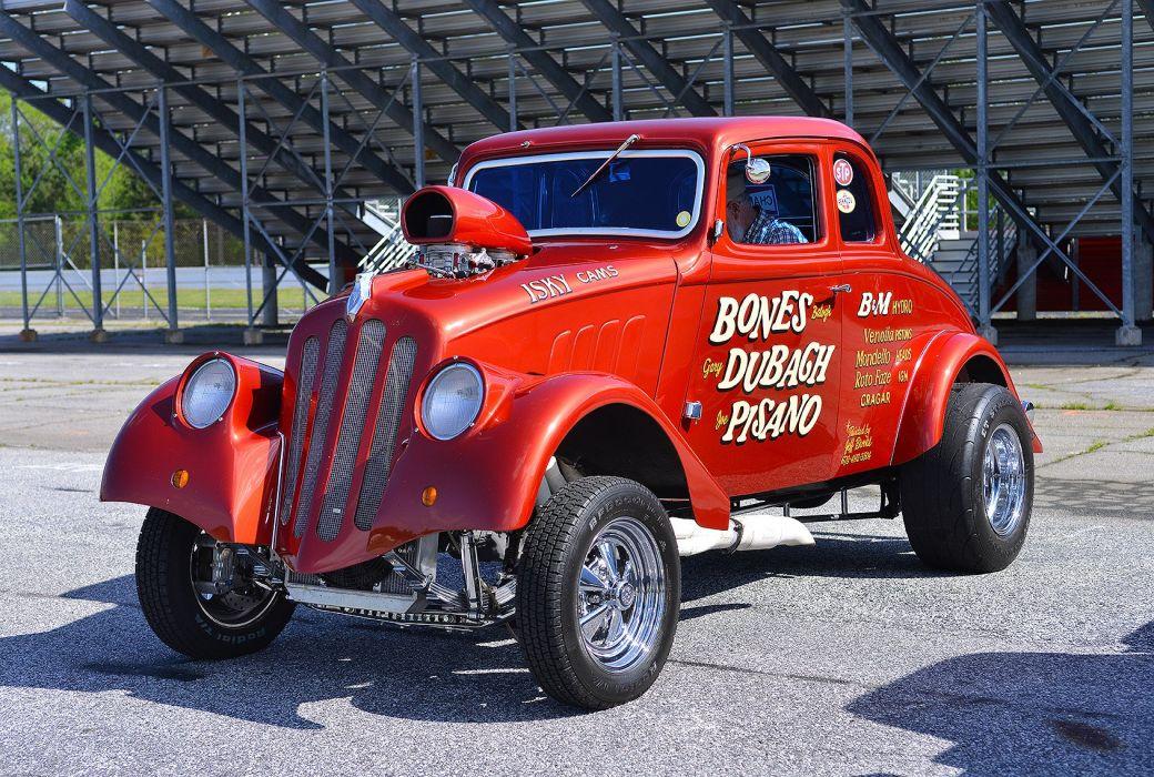 DRAG RACING race hot rod rods willys gasser h wallpaper