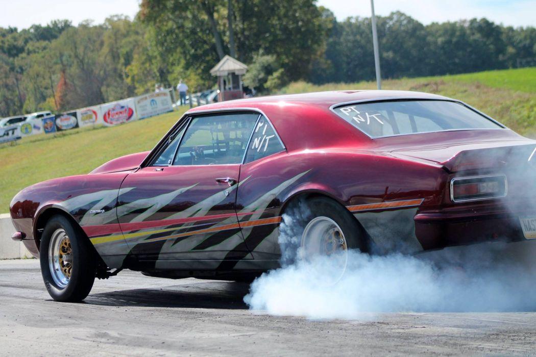 DRAG RACING race hot rod rods chevrolet camaro y wallpaper