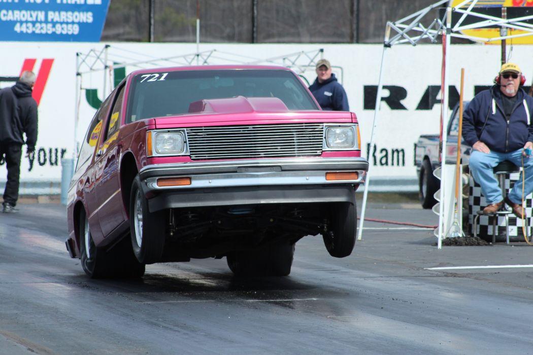 DRAG RACING race hot rod rods chevrolet blazer suv wallpaper