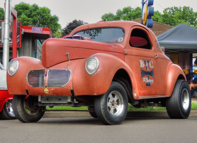 DRAG RACING race hot rod rods willys gasser g wallpaper