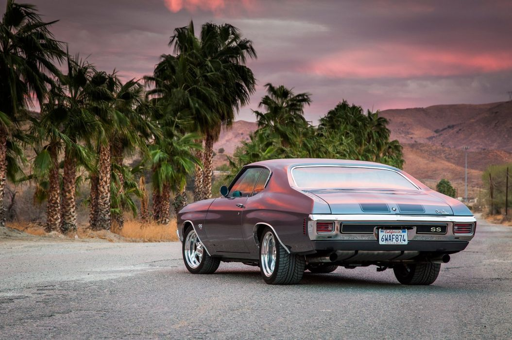 1970 Chevrolet Chevelle Big Block Powered Muscle ProTouring Super Street Rodder USA 2048x1360-03 wallpaper