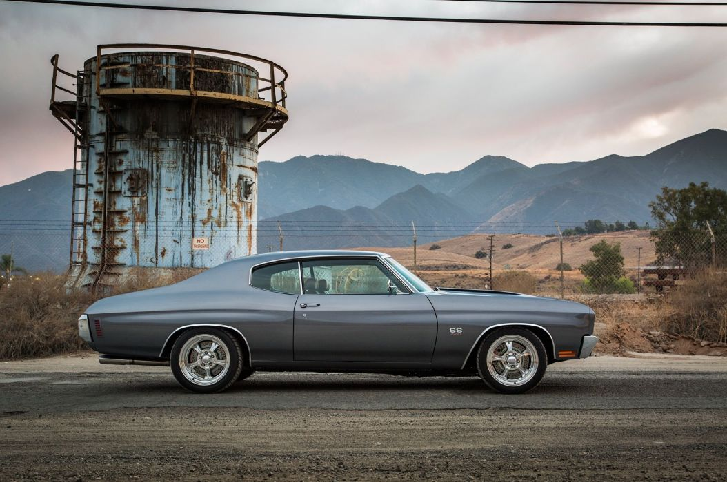 1970 Chevrolet Chevelle Big Block Powered Muscle ProTouring Super Street Rodder USA 2048x1360-04 wallpaper