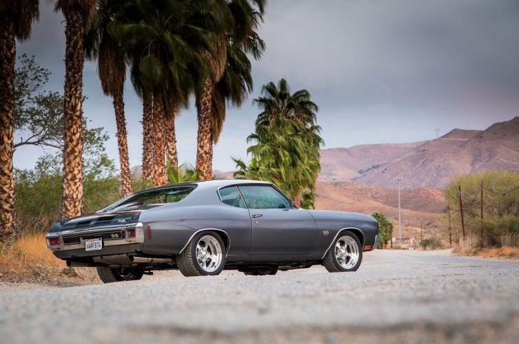 1970 Chevrolet Chevelle Big Block Powered Muscle ProTouring Super Street Rodder USA 2048x1360-05 wallpaper