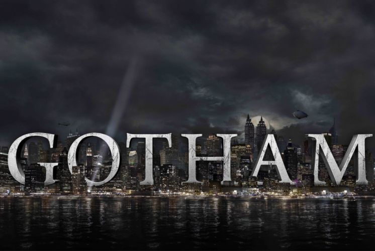 GOTHAM crime drama thriller batman series wallpaper