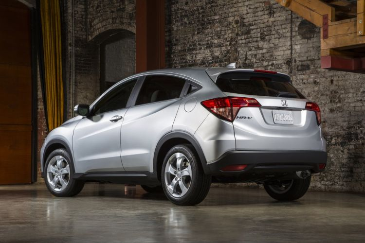 2016 Honda HR-V cars suv US-spec 2015 wallpaper
