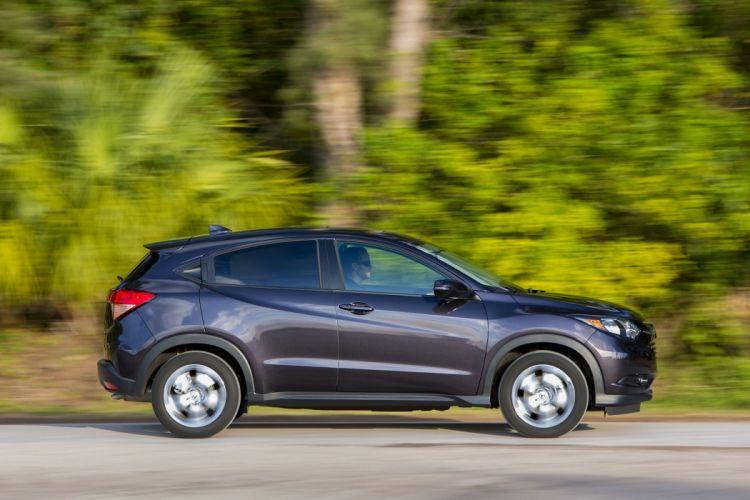 2016 Honda HR-V cars suv US-spec 2015 wallpaper