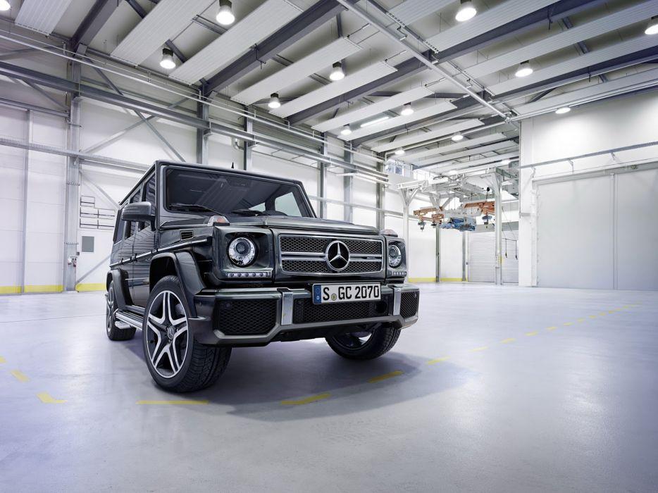 2016 Mercedes Benz G-Class cars 4x4 off road wallpaper