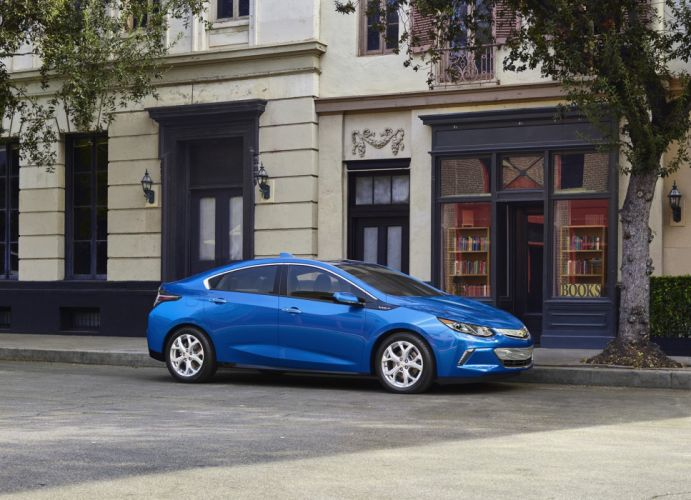 2016 cars chevy chevrolet electric volt wallpaper