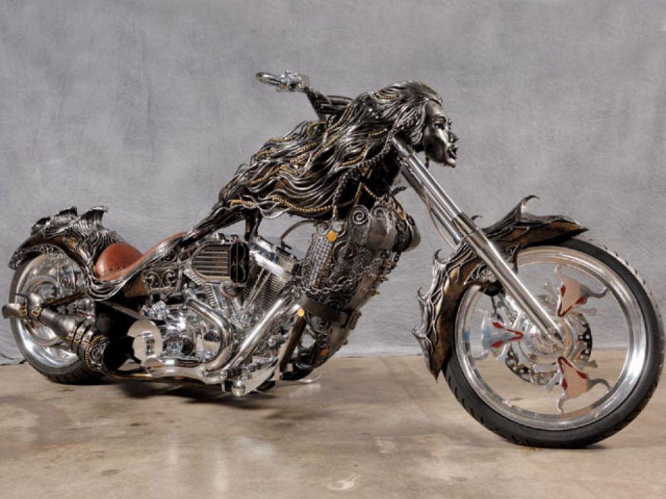 moto chopper honda wallpaper