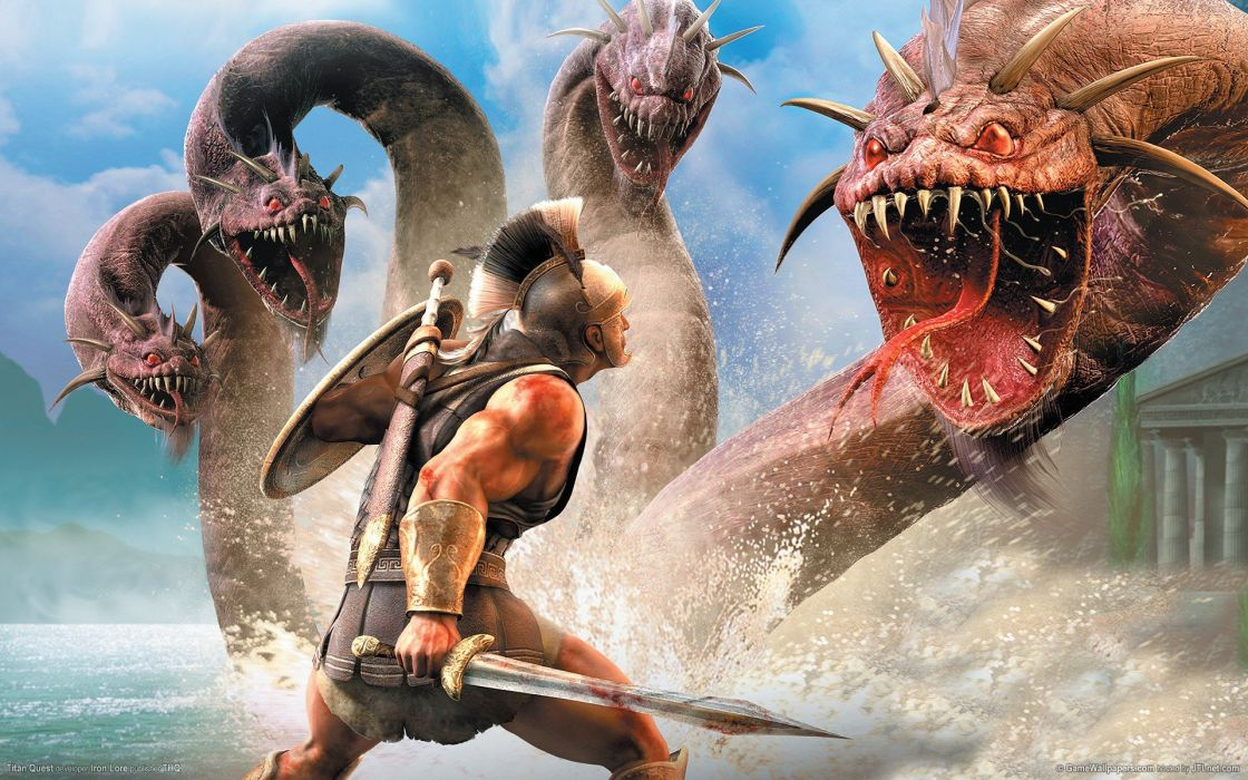 video juegos aventuras fantasia monstruos accion wallpaper