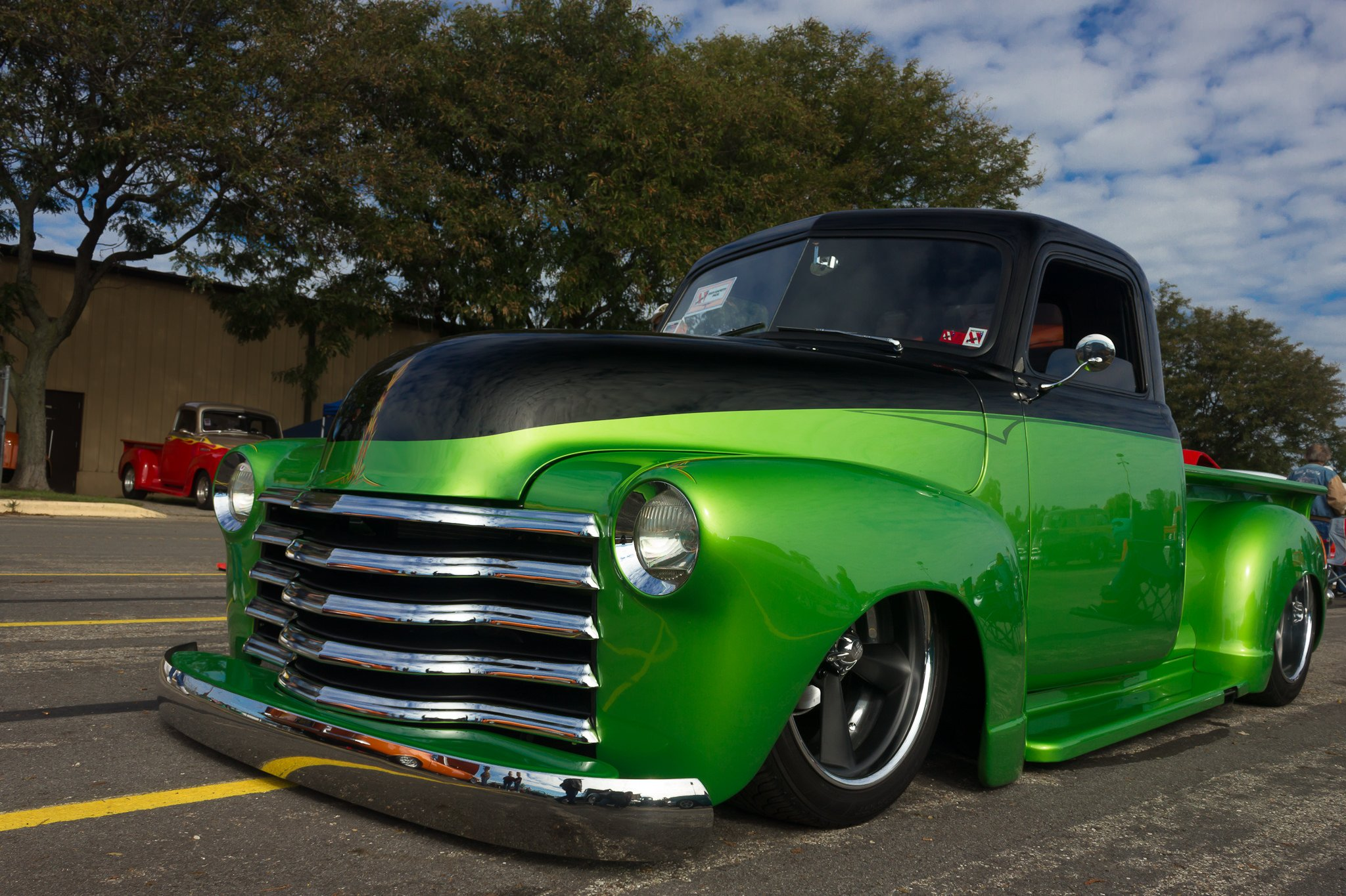 Old Chevy Truck >> Chevrolet chevy old classic custom cars truck Pickup wallpaper   2048x1365   678460   WallpaperUP