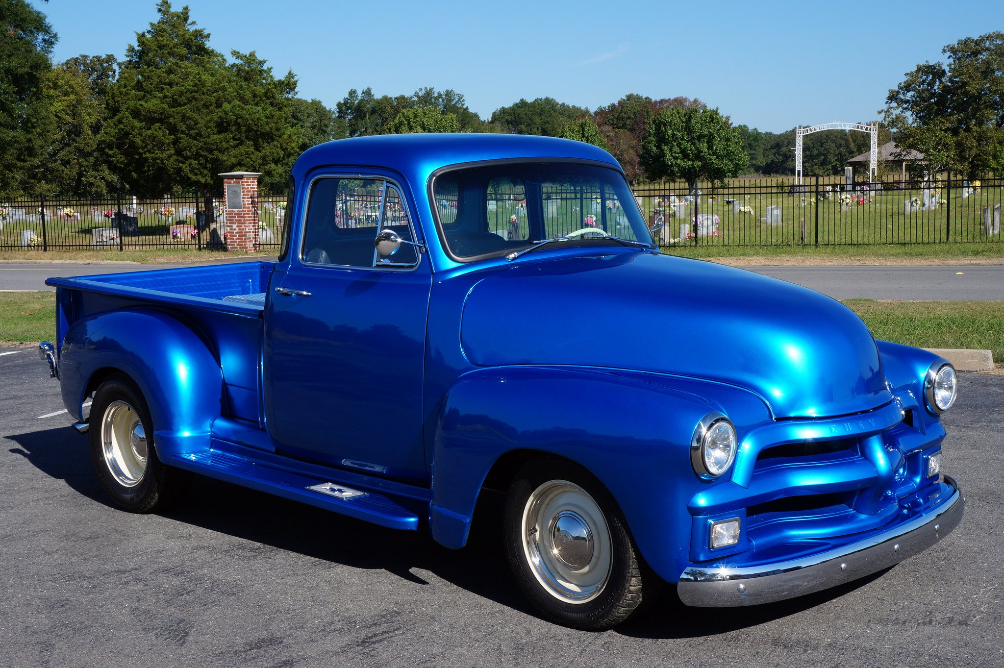 Chevrolet chevy old classic custom cars truck Pickup wallpaper ...