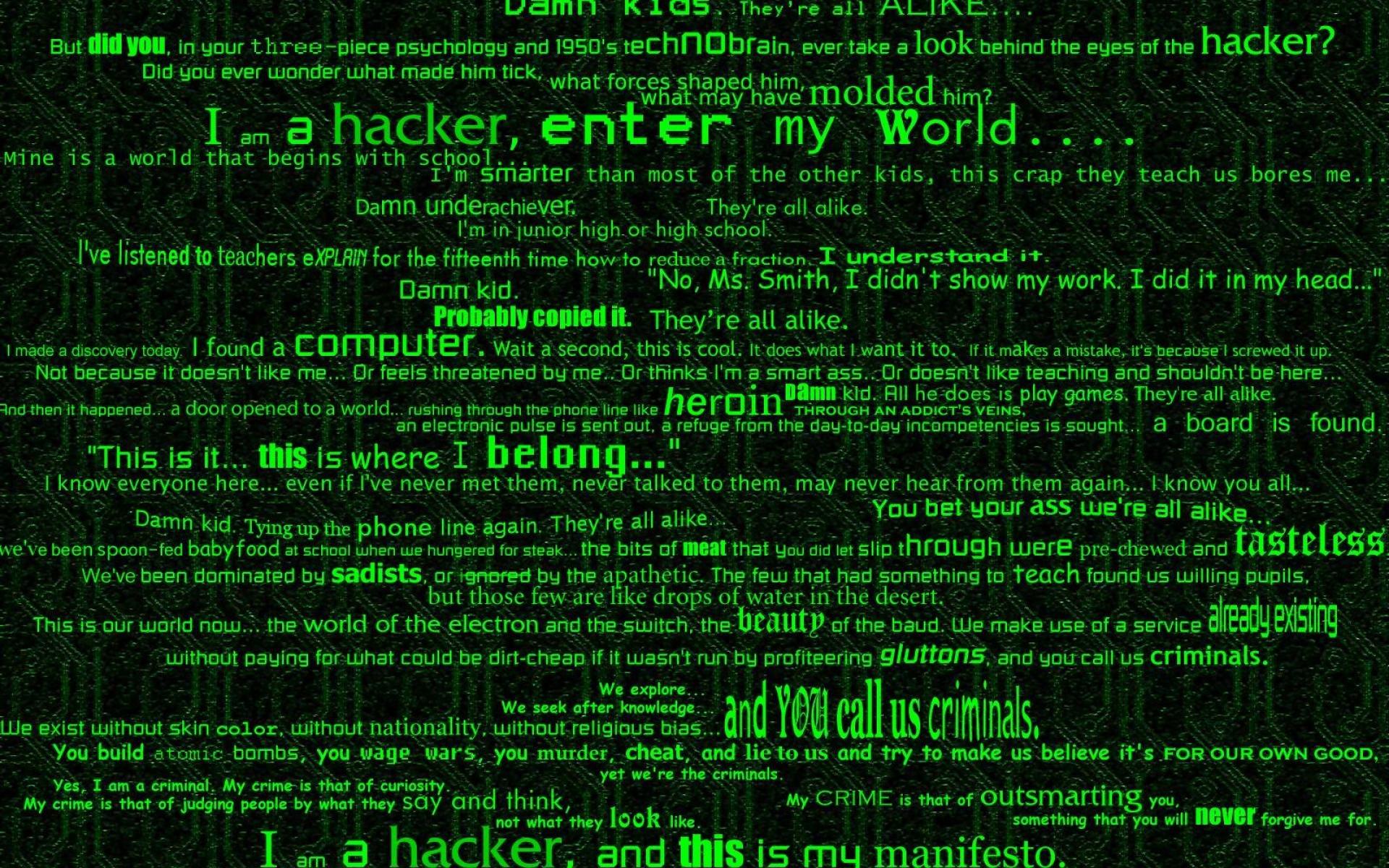 Hacker Hacking Hack Anarchy Virus Internet Computer Sadic