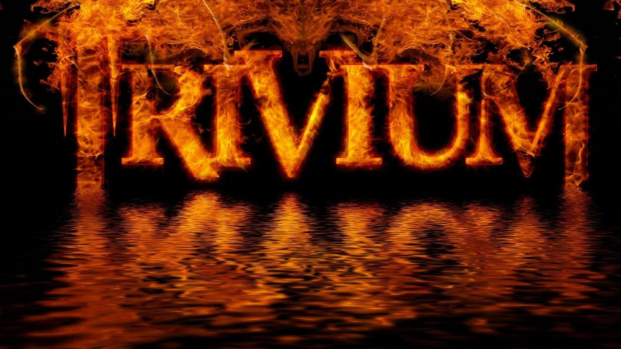 TRIVIUM metalcore heavy metal hardcore thrash melodic death 1trivium wallpaper