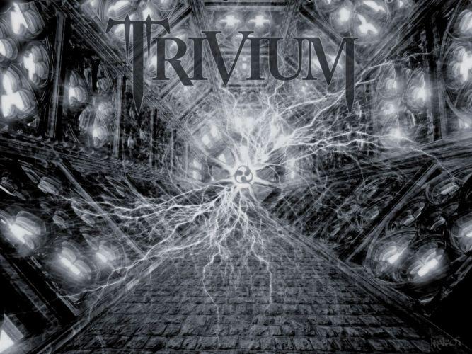 TRIVIUM metalcore heavy metal hardcore thrash melodic death 1trivium wallpaper