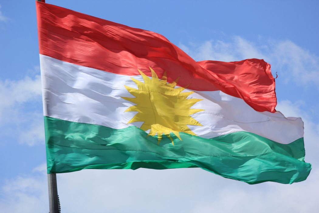 KURDISTAN kurd kurds kurdish flag poster wallpaper