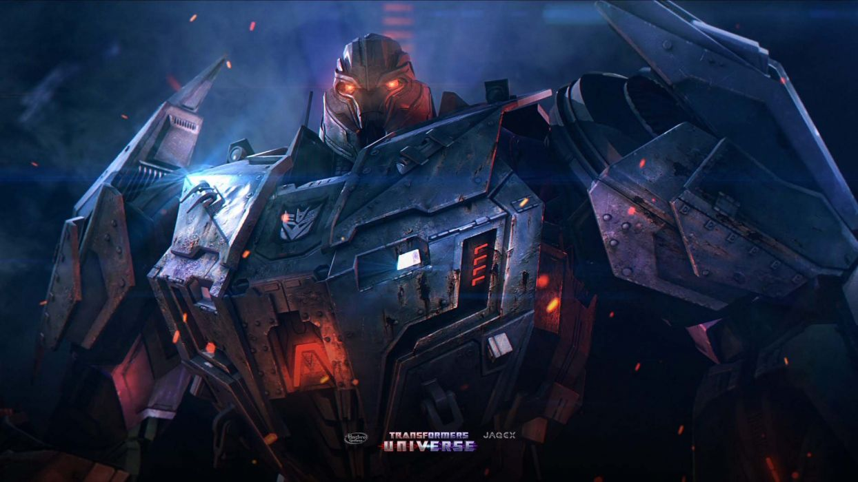 TRANSFORMERS UNIVERSE sci-fi mmo action fighting tactical mecha mech robot 1tranu warrior poster wallpaper