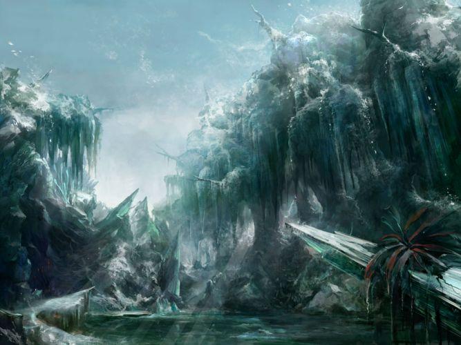 WORLD Of DRAGONS fantasy dragon exploration action fighting adventure 1wodrag artwork wallpaper
