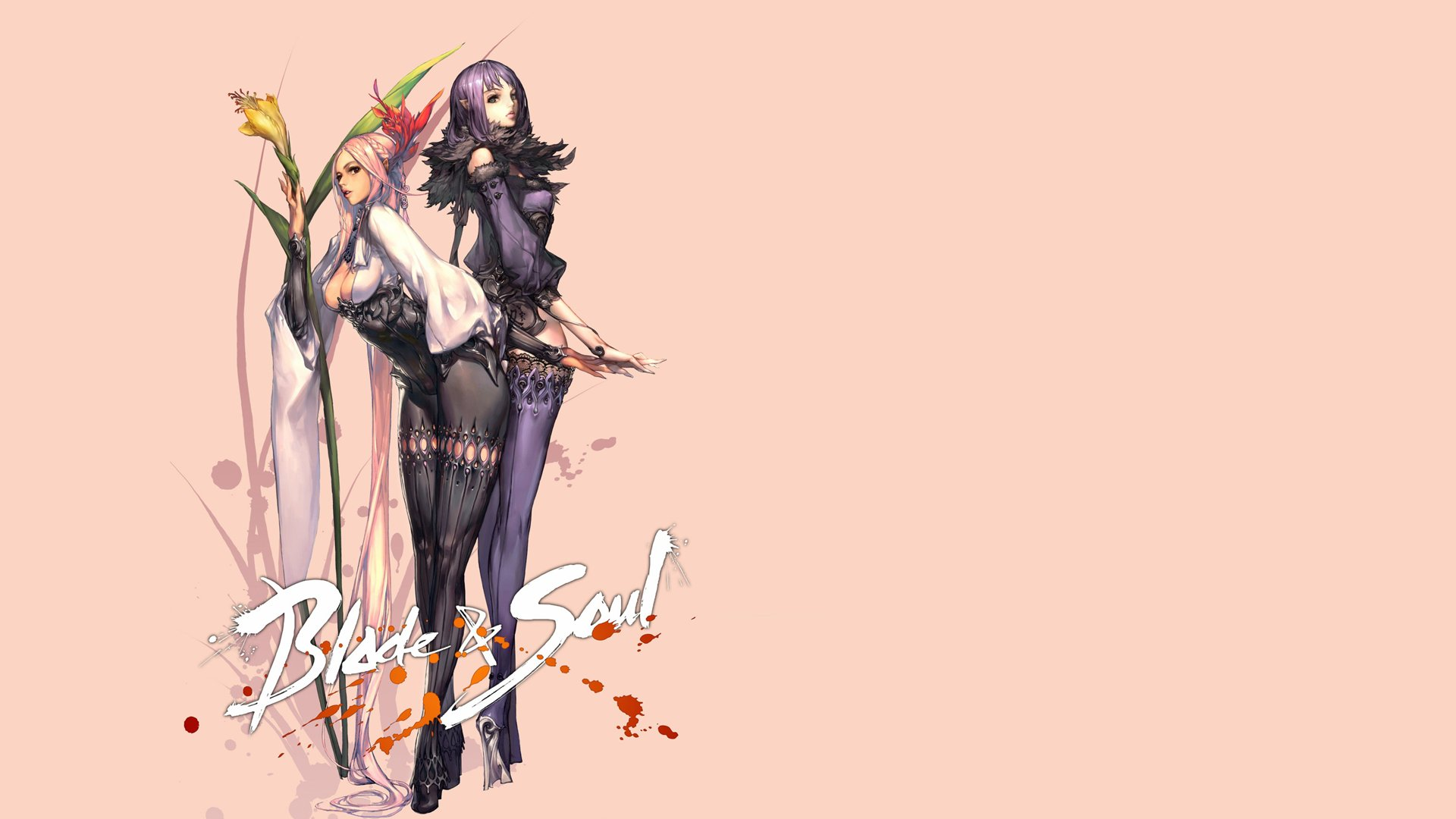 Blade And Soul Wallpaper: BLADE And SOUL Asian Martial Arts Action Fighting 1blades