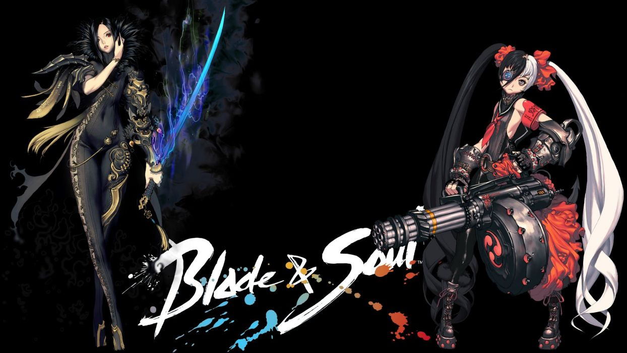 Blade And Soul Asian Martial Arts Action Fighting 1blades Online