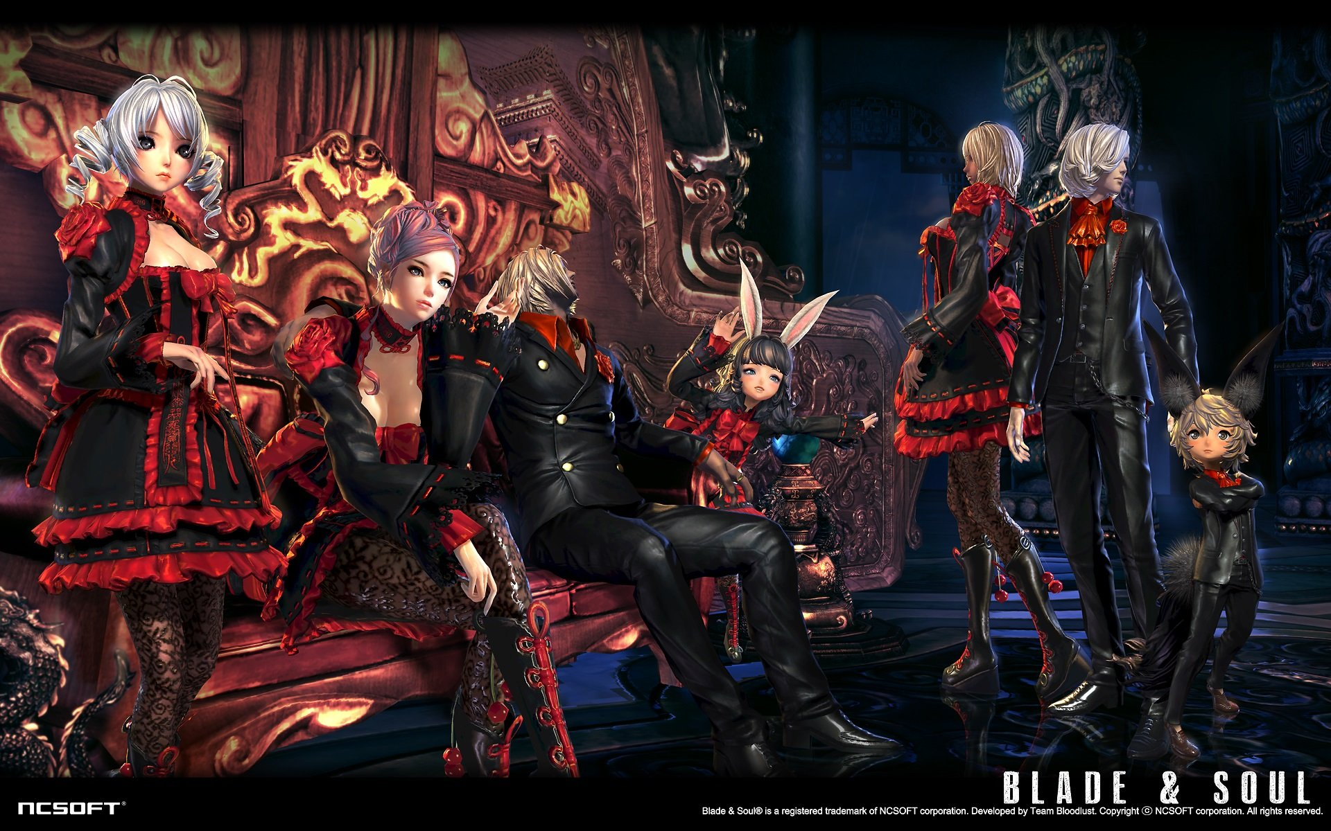 how to play blade and soul japan