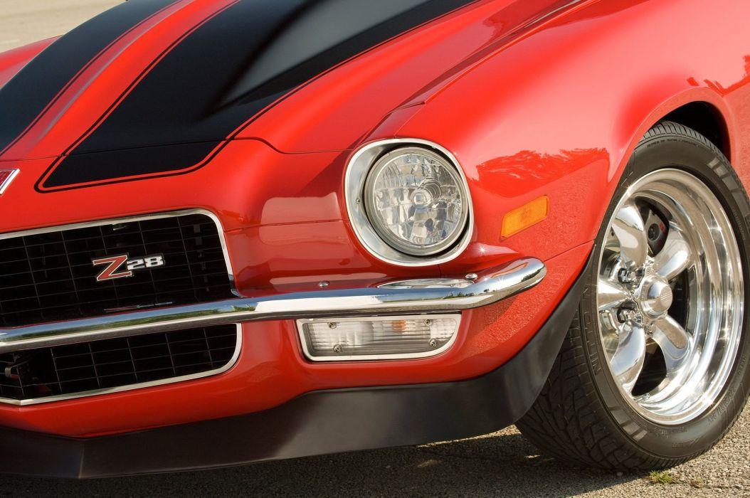 1970 Chevrolet Chevy Camaro Big Block Z28 Super Street Pro Touring Rodder USA 2048x1360-01 wallpaper