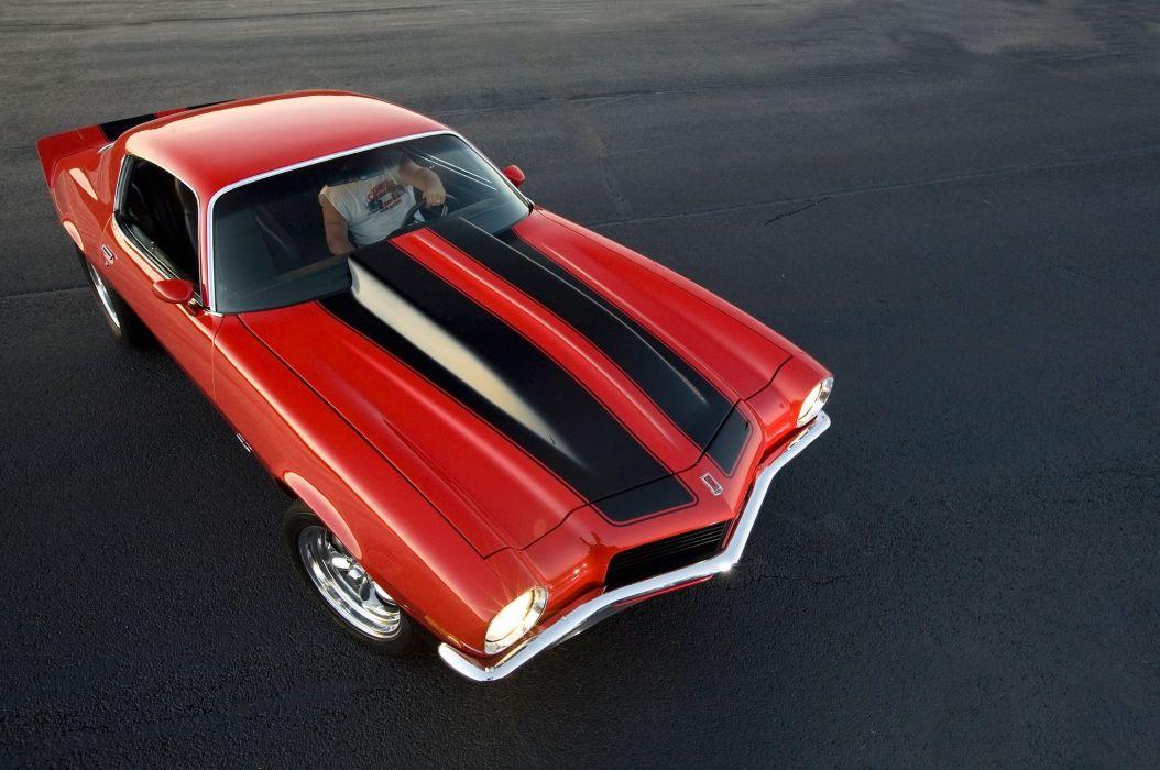 1970 Chevrolet Chevy Camaro Big Block Z28 Super Street Pro Touring Rodder USA 2048x1360-03 wallpaper