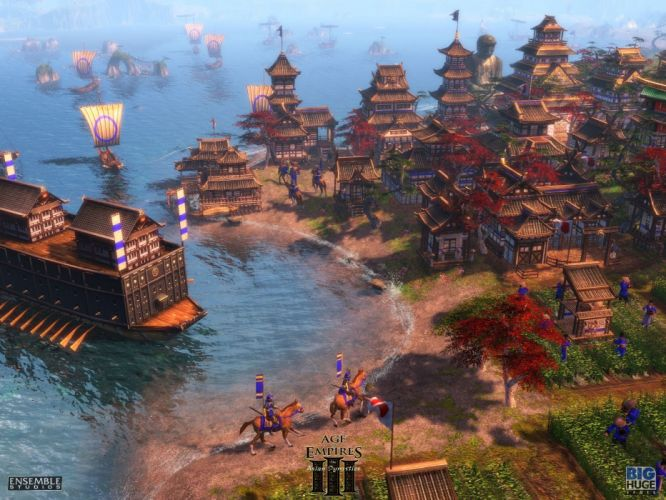 AGE Of EMPIRES strategy tactical adventure history building detail city cities fantasy action fighting 1aoemp online mmo warrior wallpaper