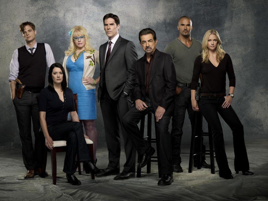 mentes criminales serie tv drama suspense wallpaper