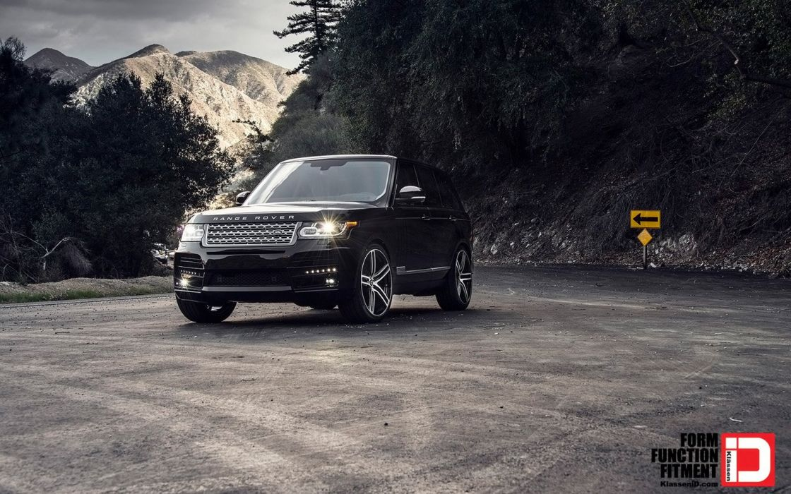 2015 Klassen Range Rover Piano Black tuning Wheels cars wallpaper