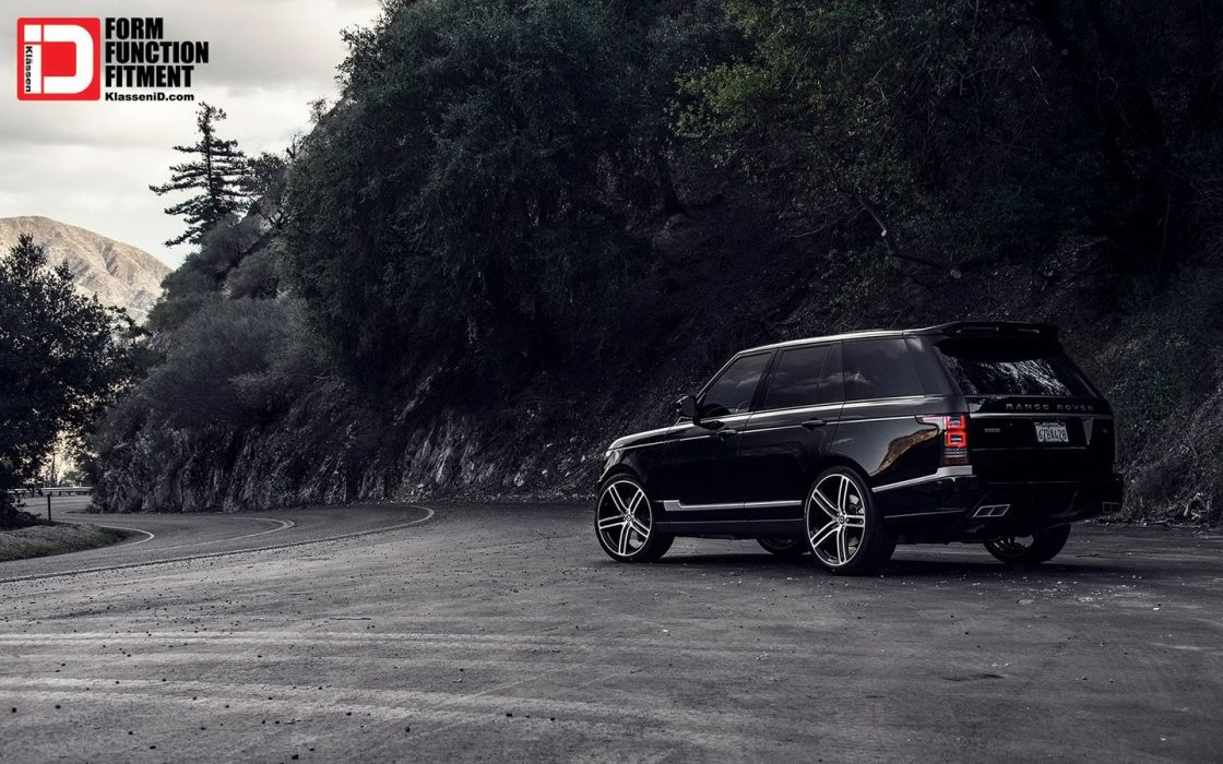 2015 Klassen Range Rover Piano Black tuning Wheels cars wallpaper