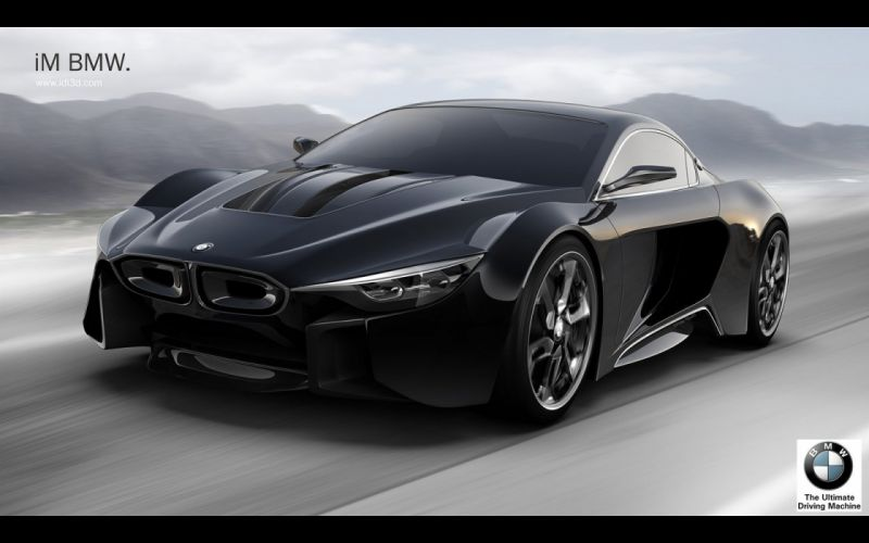 2015 BMW-iM Concept cars wallpaper