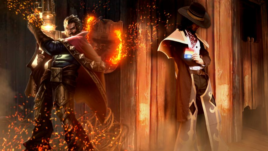 LEAGUE Of LEGENDS lol fantasy action adventure magic fighting art artwork warrior wallpaper