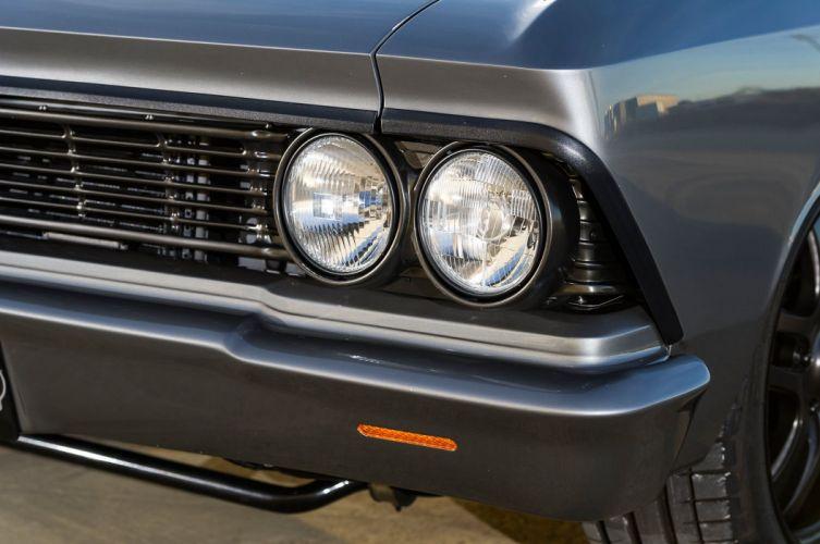 1966 Chevrolet Chevy Chevelle Super Street Pro Touring Hot Rodder USA 2048x1360-04 wallpaper