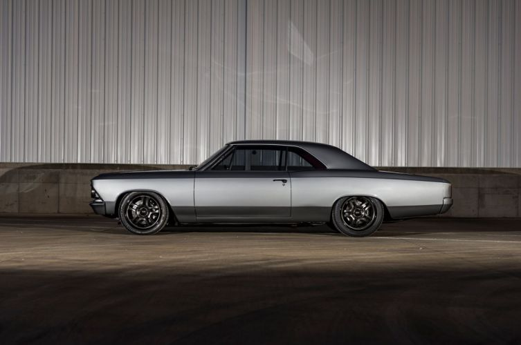 1966 Chevrolet Chevy Chevelle Super Street Pro Touring Hot Rodder USA 2048x1360-02 wallpaper