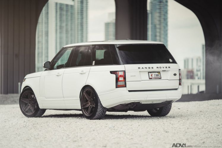 ADV 1 WHEELS RANGE ROVER HSC SUPERCHARGED suv tuning cars wallpaper