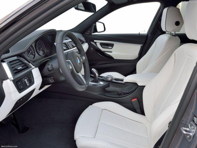 BMW 3-Series sedan cars 2016 wallpaper