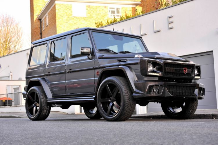 Prindiville mercedes g63 amg cars 4x4 tuning wallpaper