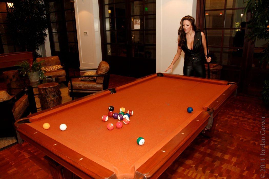 BILLIARDS pool sports 1pool sexy babe girl women woman female wallpaper