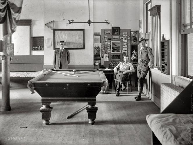 BILLIARDS pool sports 1pool vintage wallpaper